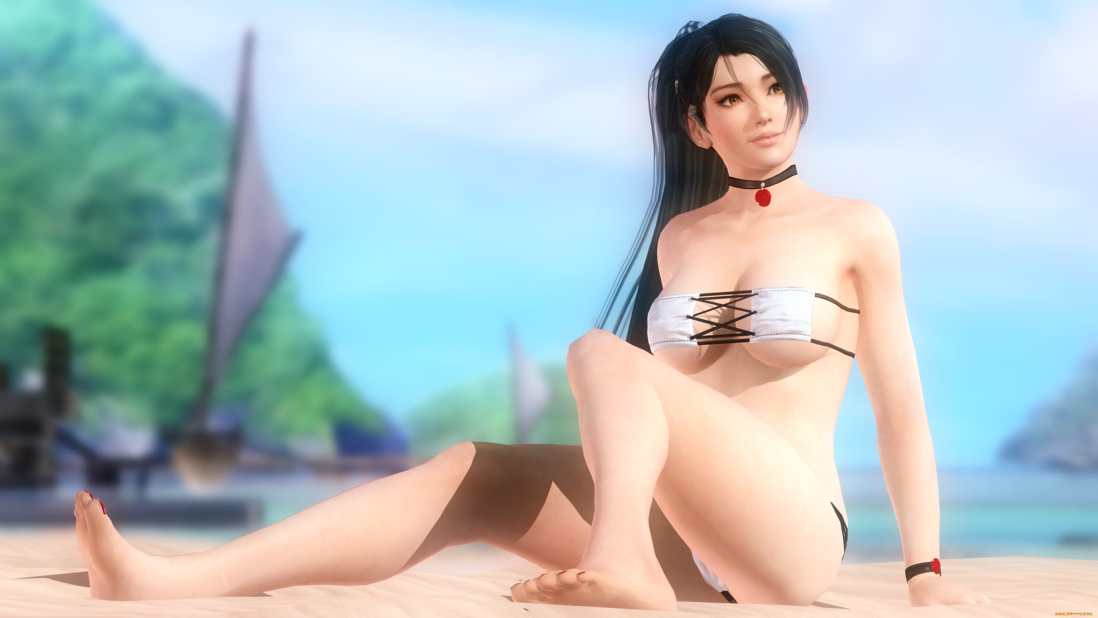 Dead or alive xtreme 2 naked girls  softcore video